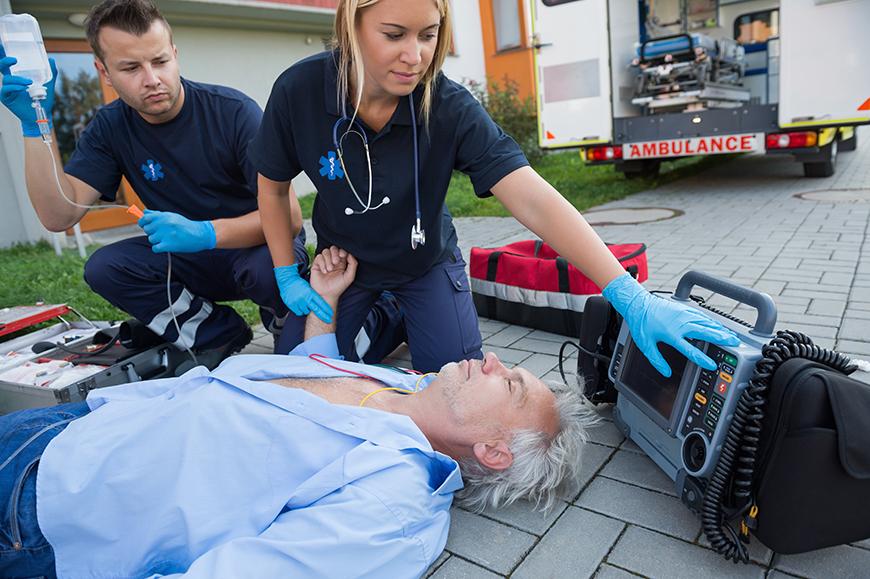 EMT EMS Emergency Medical Safety Training