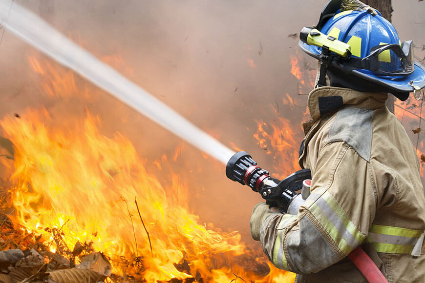 Firefighter Safety Response Training